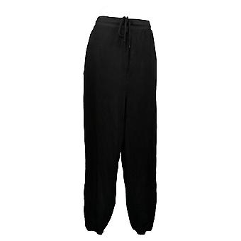 All Worthy Hunter McGrady Women's Pants Regular Jogger Black A387048