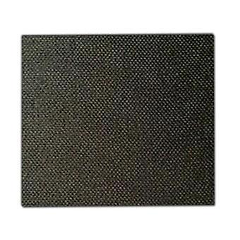 Sürükleme Yıkayıcı için 75 * 95mm Karbonteks Plaka Panel Kartı, Reels Fren Sürtünmesi