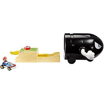 Hot Wheels GKY54 Mario Kart Bullet Bill Play Set