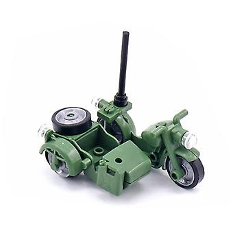 Creator Ww2 Military Weapon Building Blocks Pack