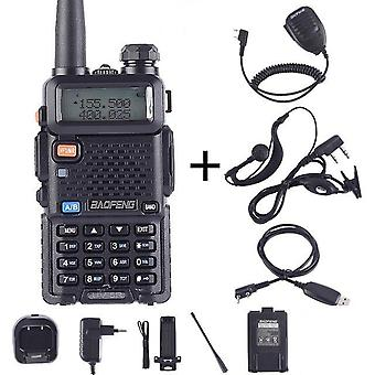 Baofeng Uv-5r 8w True High Power 8 Watts Výkonný vysielačka