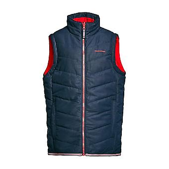 New Craghoppers Kids' Mika Gilet Blue