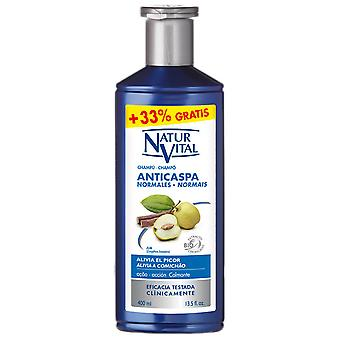 Naturaleza y Vida Anti-dandruff Shampoo Normal Hair 400 ml
