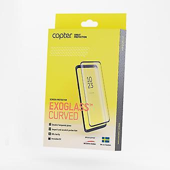 Copter Exoglass Samsung Galaxy A52 Curvado Quadro Preto
