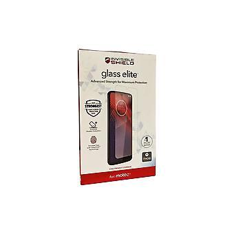 ZAGG InvisibleShield Glass Elite Screen Protector for moto z4 - Clear