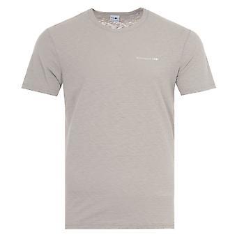 NN07 Aspen Print Sustainable Cotton T-Shirt - Grey