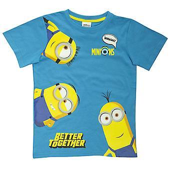 Minions Girls Better Together T-Shirt