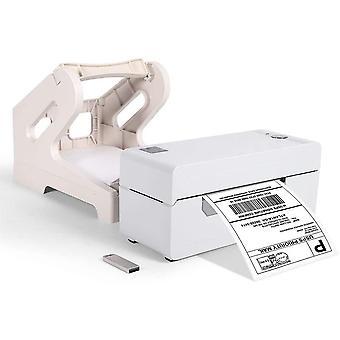 Wokex Phomemo PM-246 Pro DHL Etikettendrucker mit Hochgeschwindigkeit, Mit Etikettenhalter,
