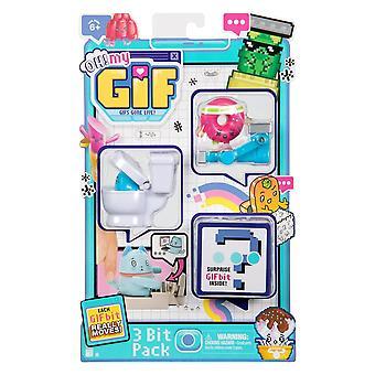 oh! Mon Gif 3 Bit Pack