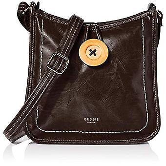 Bessie London, Women's Crossbody Handbag, Caff, ONE SIZE