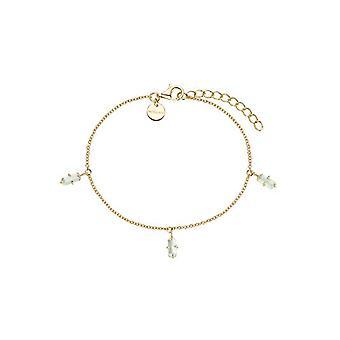 NOELANI Women's Bracelet in Sterling Silver 925 Gold Plated(2)