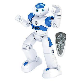 Akıllı Erken Eğitim Uzaktan Kumanda Robot Bulmaca oyuncak jest indüksiyon