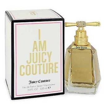 Soy Jugosa Alta Costura Por Juicy Couture Eau De Parfum Spray 3.4 Oz (Mujeres)