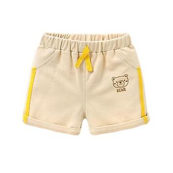 Baby Clothes Shorts Boys And Girls Baby Casual Belly Pants
