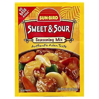 Sunbird Mix Ssnng Sweet N Sour, tilfælde af 24 X 0,87 Oz