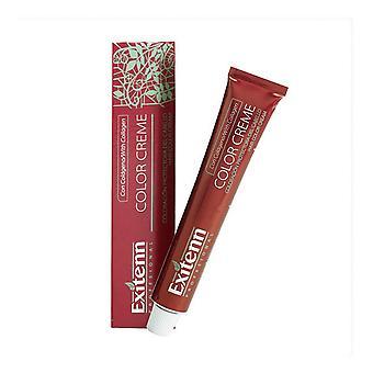 Permanent färg färg Creme Exitenn Nº 5 Ljusbrun kakao (60 ml)