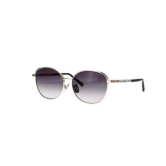 Chopard SCHF14S 300F Glänsande Rose Gold / Smoke Gradient Solglasögon