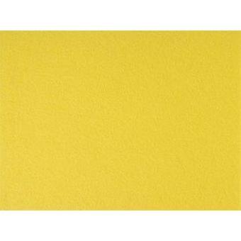 Suuri A3 keltainen jäykistetty huopa arkki käsityöt