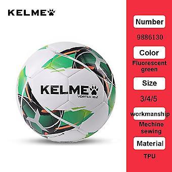 Nieuwe professionele voetbal voetbal bal tpu maat 3 maat 4 maat 5 rood groen doel team wedstrijd training ballen machine naaien 9886130