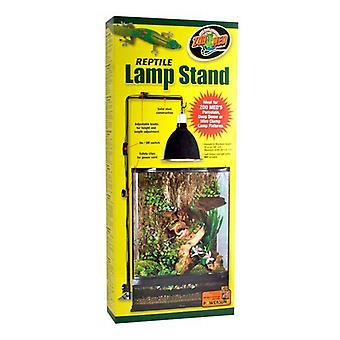 """Zoo Med Reptile Lamp Stand - 36"""" Max Height  - 15"""" Max Horizontal Arm Length"""