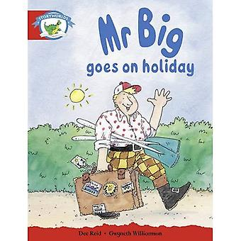 Mr Big Goes on Holiday