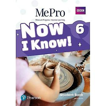 Now I Know MePro Level 6 Student Book with Online Practice Pack (Now I Know)
