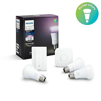 Philips Hue White and Color Ambiance 8718696728796, Kit d'éclairage intelligent, Blanc, Zi