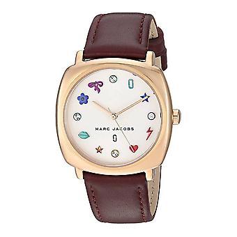 Marc Jacobs Mujer Mandy Quartz Reloj MJ1598