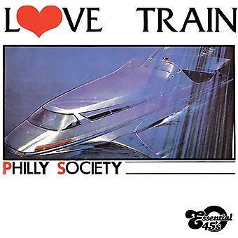 Philly Gesellschaft - Love Train / Pech USA import