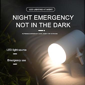 Kannettava sähköinen usb mini ulkona puhallettava lelu ilmasänky matto pumppu camping valot hätätila