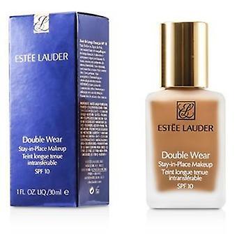Estee Lauder dubbele slijtage blijf op zijn plaats make-up SPF 10-No. 06 Auburn (4c2)-30ml/1oz