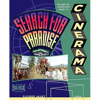 Cinerama: Search for Paradise [BLU-RAY] USA import