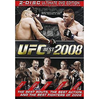 UFC: Importazione The Best of 2008 [DVD] Stati Uniti d'America