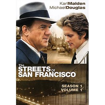 Straßen von San Francisco: Vol. 1-Staffel 1 [DVD] USA importieren