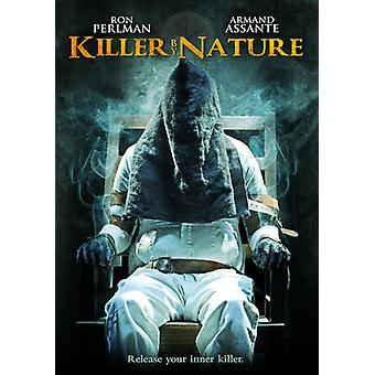 Killer by Nature [DVD] USA import