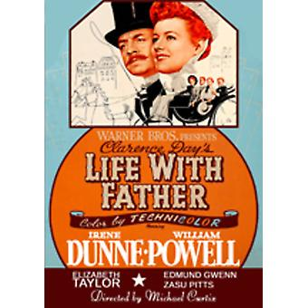 Life with Father [DVD] USA import