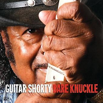 Kitara Shorty - Bare Knuckle [CD] Yhdysvallat tuoda
