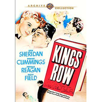 Kings Row [DVD] USA importieren