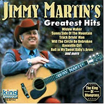 Jimmy Martin - Greatest Hits [CD] USA import