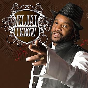 Eljai - I Know [CD] USA import