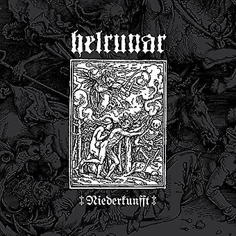 Helrunar - Niederkunfft [CD] USA import