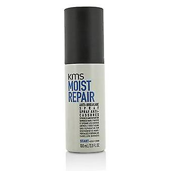 Kms California Moist Repair Anti-breakage Spray (strength And Repair For Damaged Hair) - 100ml/3.3oz