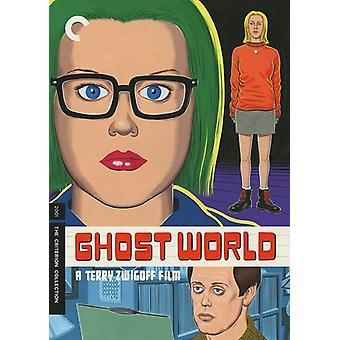 Ghost World [DVD] USA importerer