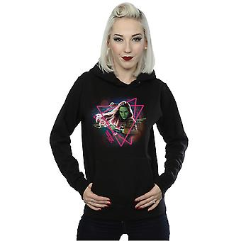 Frauen Hüter der Galaxie Neon Gamora Hoodie zu bestaunen