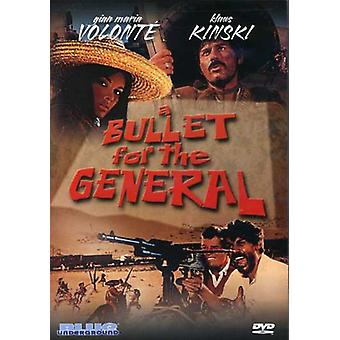 Bullet for the General [DVD] USA import