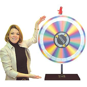 Traditional Wheel Of Fortune Desktop Standard - 70cm