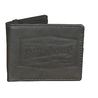 Billabong BiFold Wallet ~ Junction charcoal
