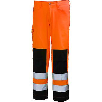 Helly Hansen Mens Alta Cotton Polyester Construction Workwear Trousers