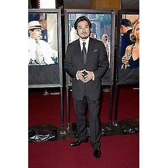 Hiroyuki Sanada At Arrivals For The White Countess Premiere The Samuel Goldwyn Theater Los Angeles Ca October 18 2005 Photo By Michael GermanaEverett Collection Celebrity