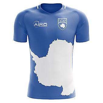 2020-2021 Antarctica Home Concept Voetbalshirt